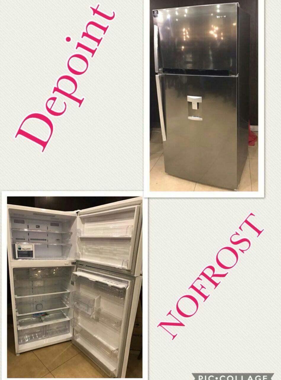 یخچال فریزر نوفراست بدون برفک دیپوینت Depoint مدل T7