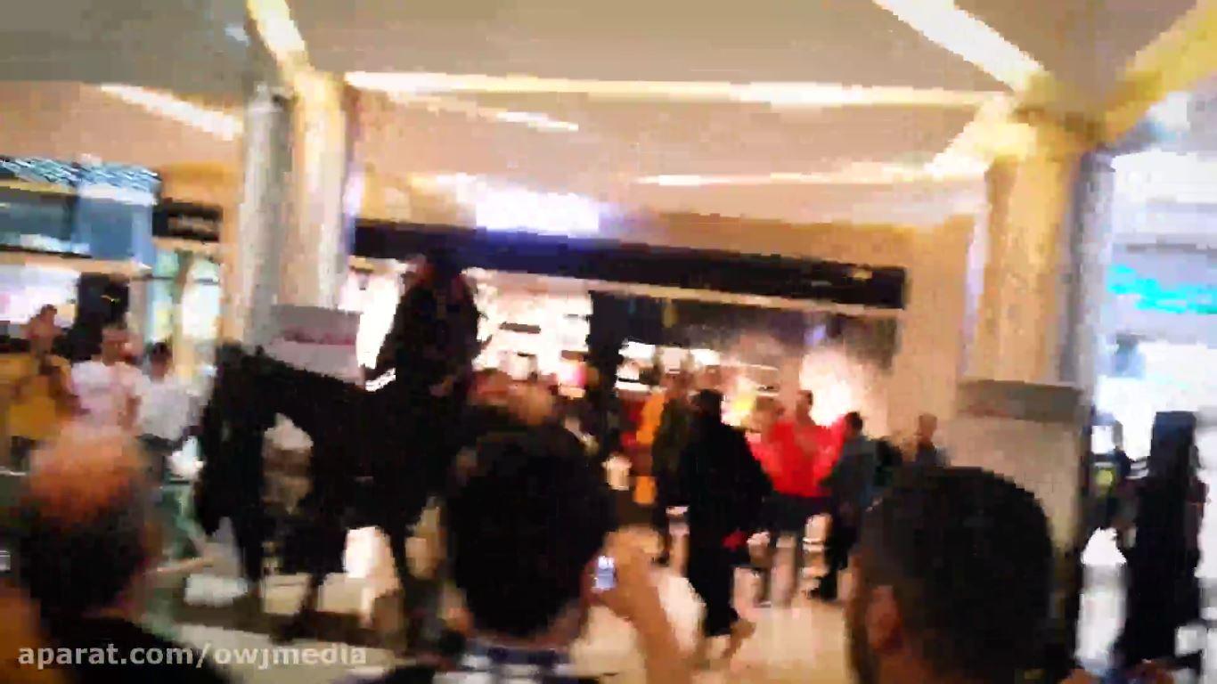 حضور داعش در پردیس کوروش