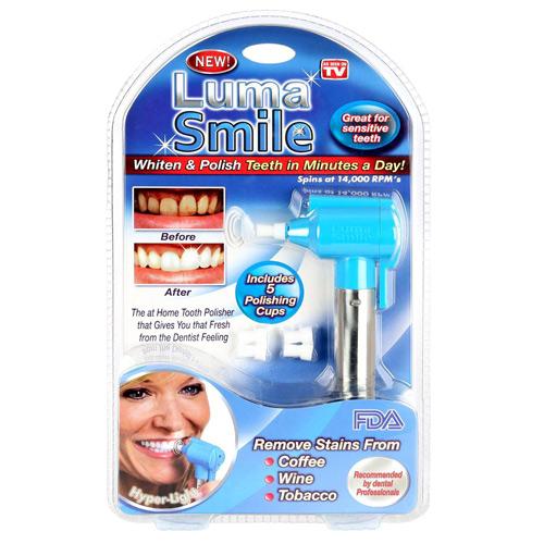 دستگاه پوليش دندان luma smile - سفید کننده دندان