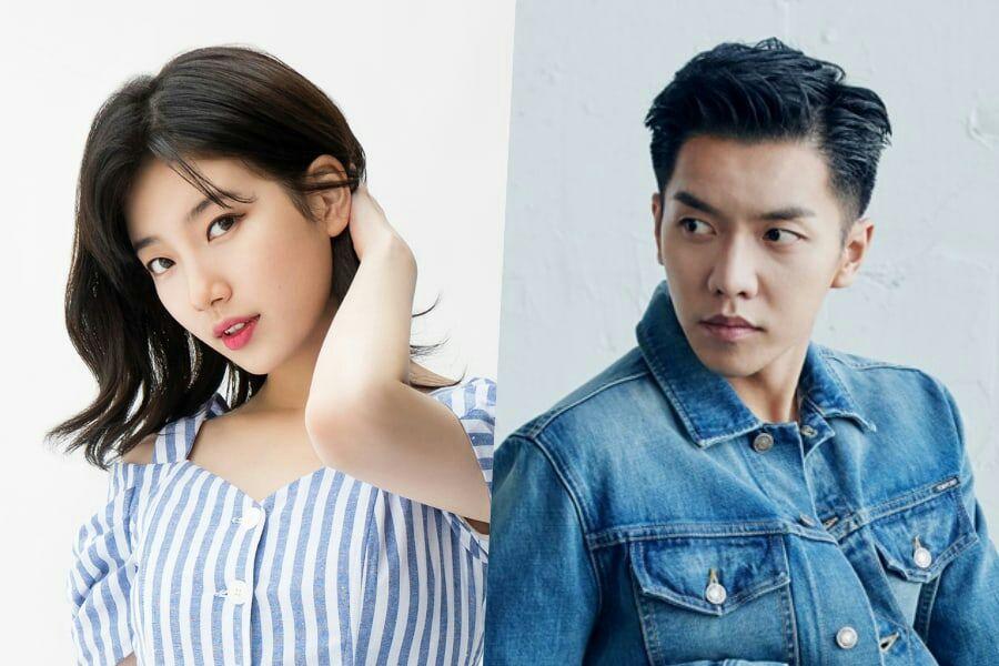 : سوزی و لی سونگگی برای ایفای نقش در سریالِ جدیدِ شبکهی SBS ، در حال گفتوگو هستن. 🤔  ادامهی خبر..