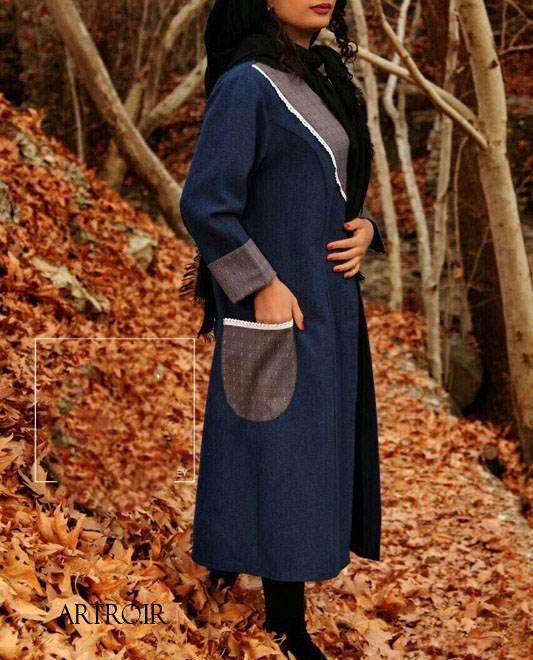 مدل مانتو شیک دخترانه ایرانی 97