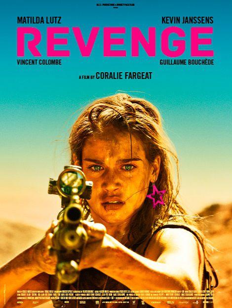 دانلود فیلم انتقام Revenge 2017
