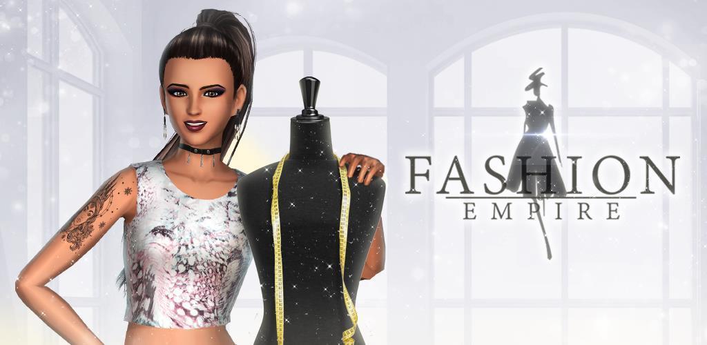 دانلود رایگان بازی Fashion Empire - Boutique Sim - بازی امپراتوری مد - بوتیک سیم برای اندروید و آی او اس