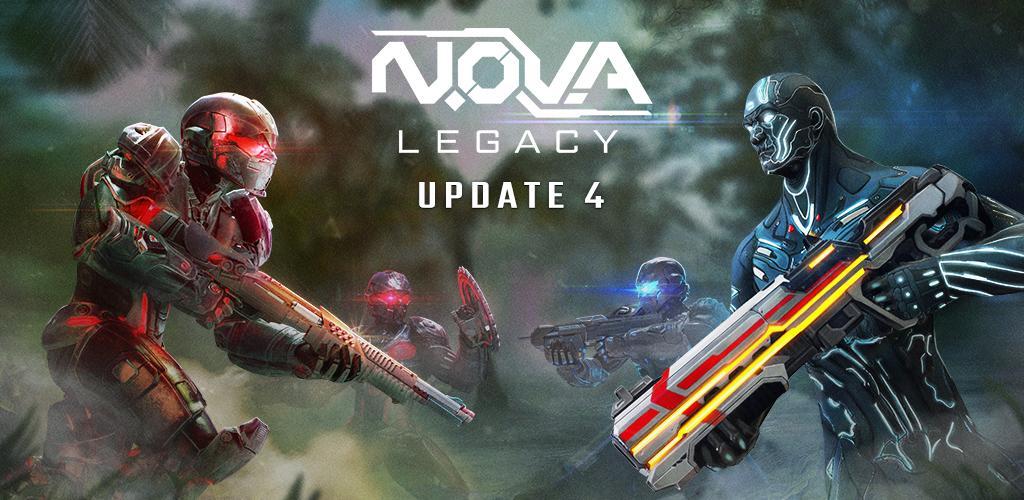 دانلود رایگان بازی N.O.V.A. Legacy - بازی محبوب و اکشن میراث نوا برای اندروید و آی او اس