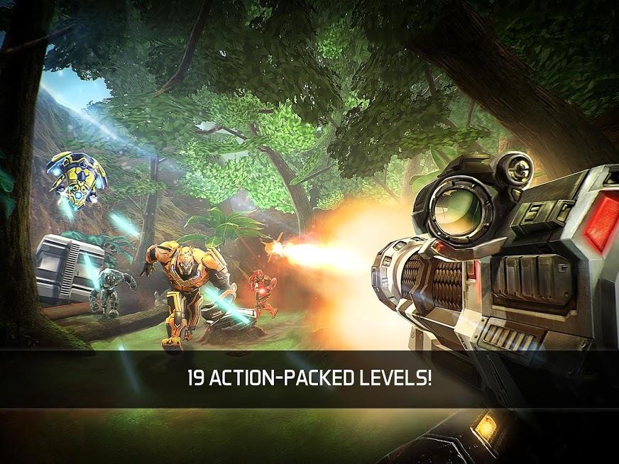 دانلود N.O.V.A. Legacy 5.5.1e - بازی محبوب و اکشن میراث نوا برای اندروید و آی او اس