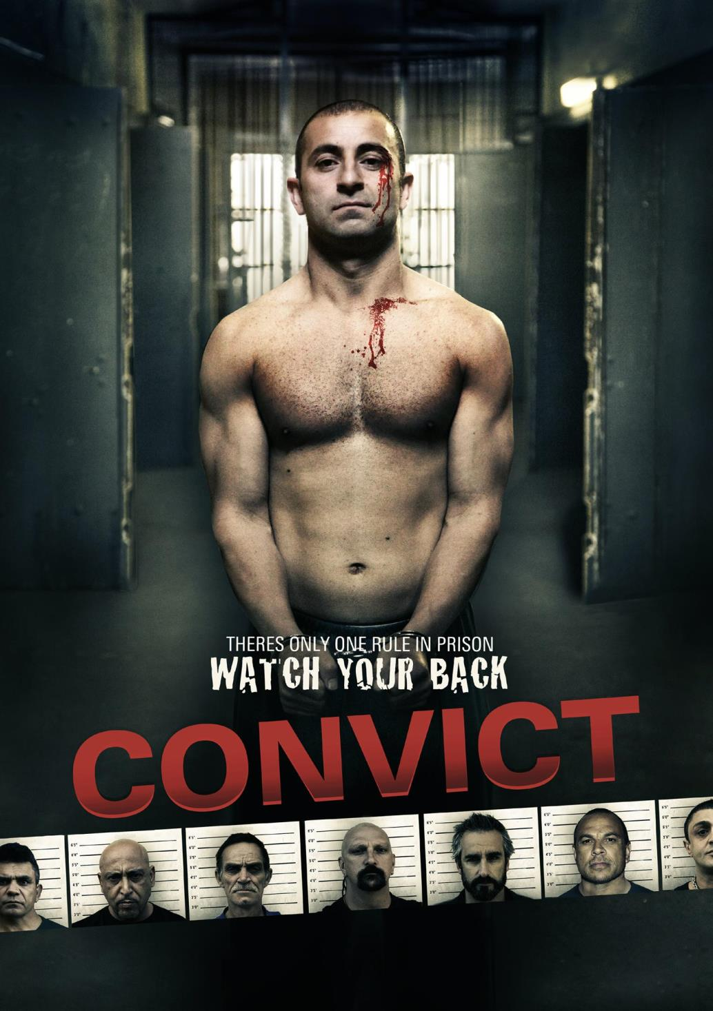 Convict%202014.1 1 دانلود فیلم Convict 2014
