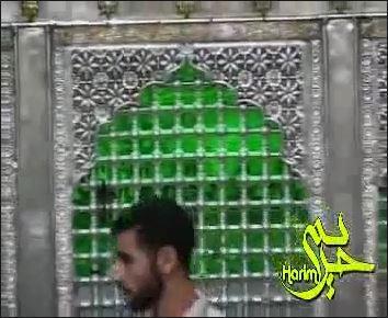 نماهنگ شستشوی حرم امام حسین با مداحی سلحشور