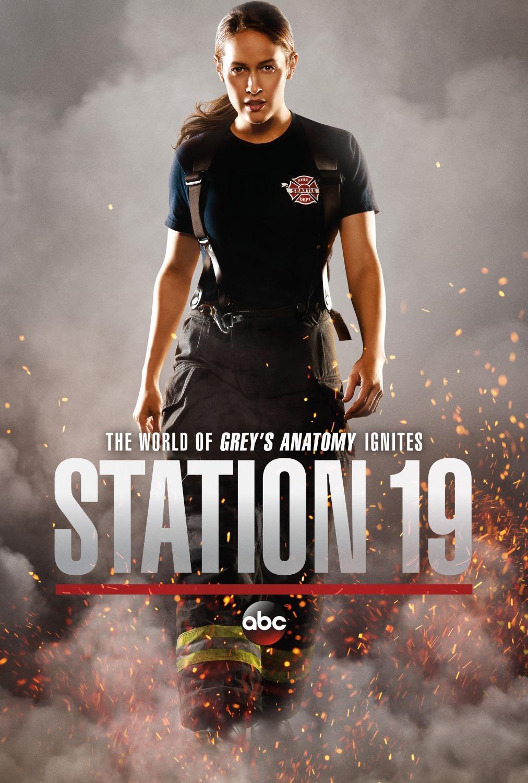دانلود سریال Station 19