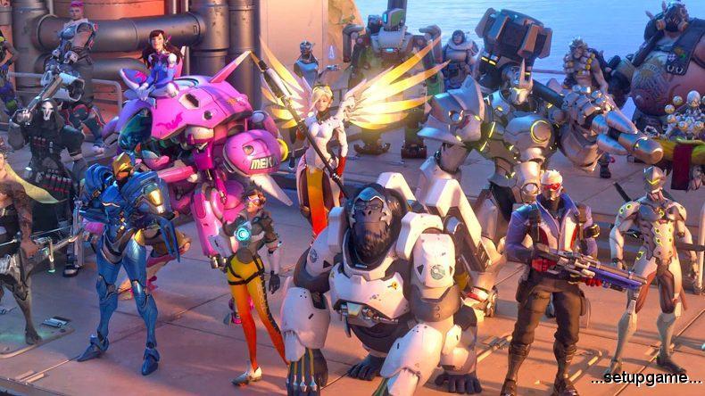 رویداد سالگرد سال ۲۰۱۸ بازی Overwatch به صورت معرفی شد