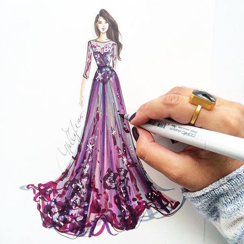 یک طراح لباس موفق شوید
