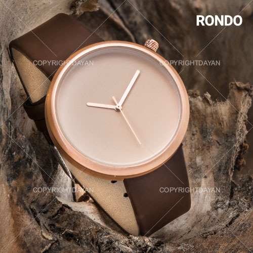 ساعت مچی مردانه Rondo - ساعت مچی بدون شماره