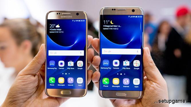 انتشار بروزرسانی Oreo گوشی های Galaxy S7 و Galaxy S7 Edge متوقف شده است