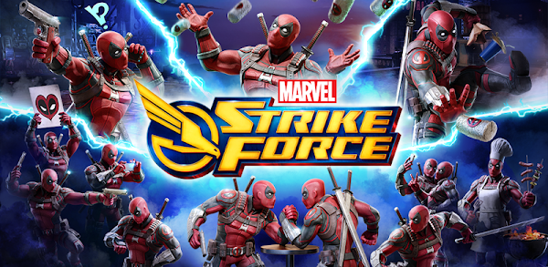 دانلود MARVEL Strike Force - بازی نقش آفرینی نیروری ضربت مارول برای اندروید و آی او اس