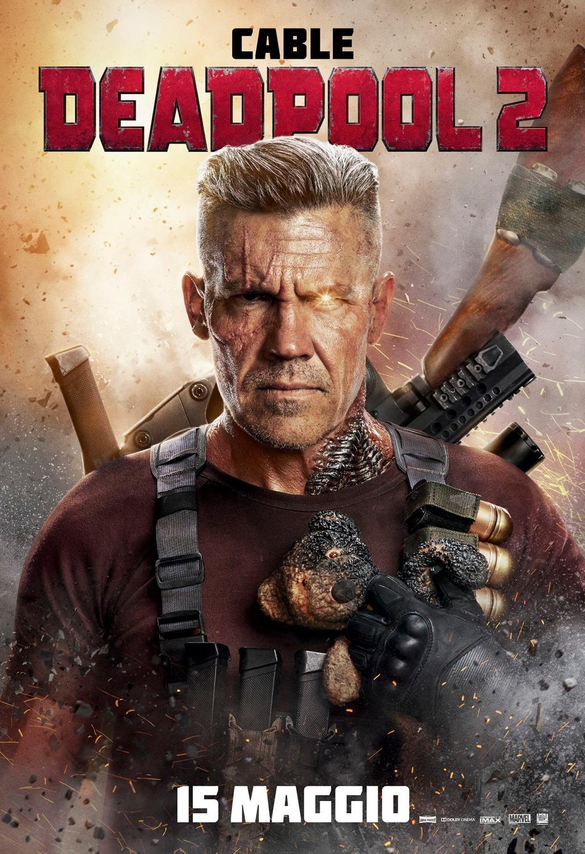 Deadpool%202%202018.7 1 دانلود فیلم Deadpool 2 2018 : کیفیت HDRip اضافه شد