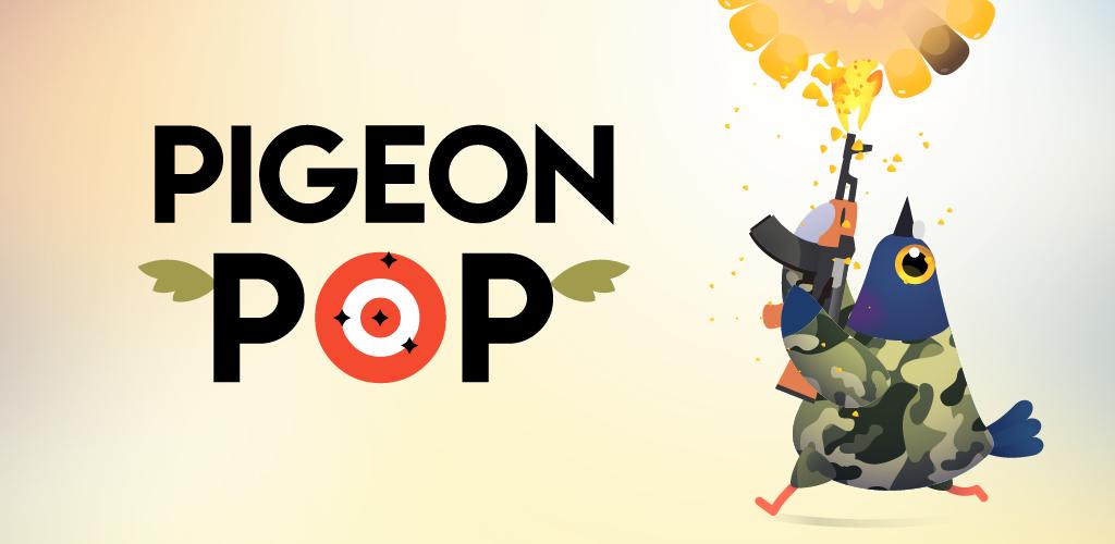 دانلود Pigeon Pop - بازی اکشن ترکاندن کبوتر ها برای اندروید و آی او اس + مود
