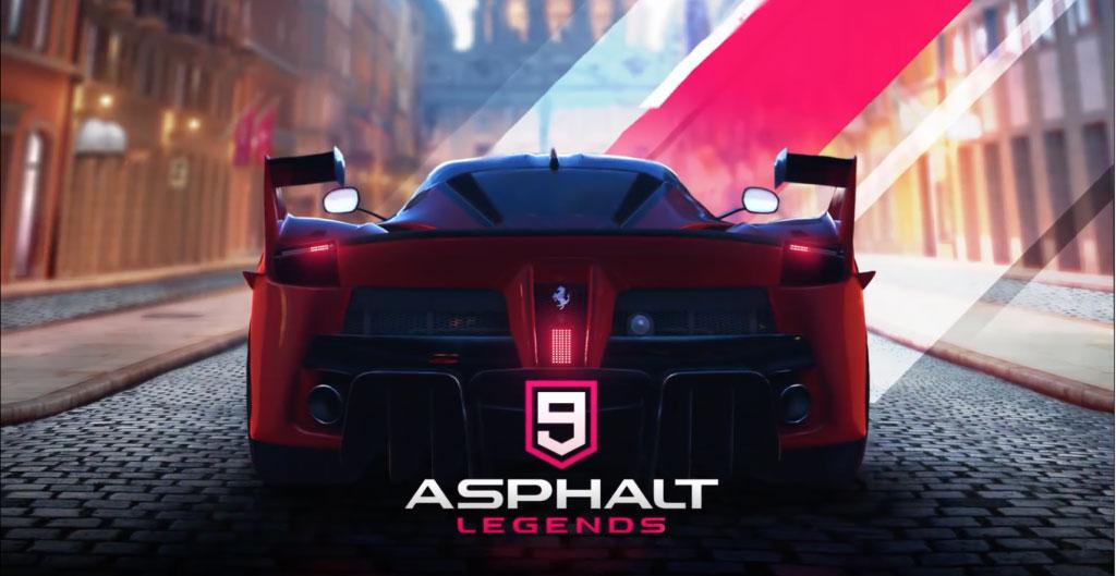 دانلود رایگان بازی Asphalt 9: Legends v0.4.7c - بازی فوق العاده آسفالت 9 : افسانه ها برای اندروید و آی او اس + دیتا