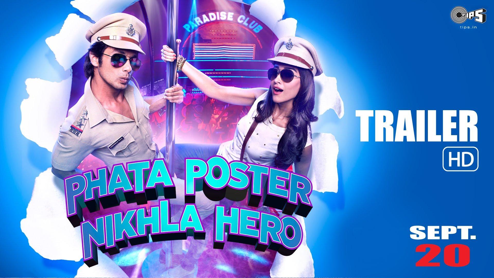 موزیک ویدیو های فیلم Phata Poster Nikhla Hero 2013