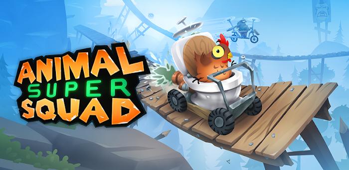 دانلود رایگان بازی Animal Super Squad  - بازی اکشن ماجراجویی گروه حیوانات قهرمان برای اندروید و آی او اس