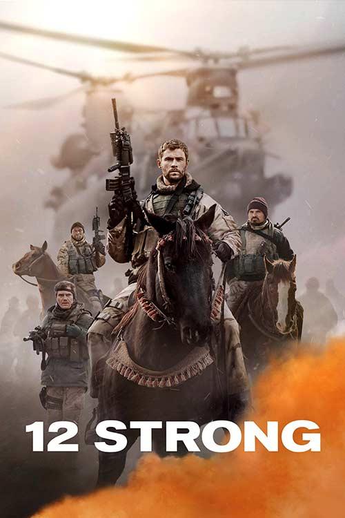 دانلود فیلم 12 Strong 2018