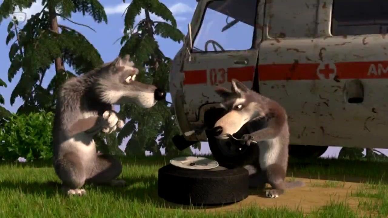تماشای آنلاین انیمیشن ماشا و آقا خرسه با دوبله فارسی