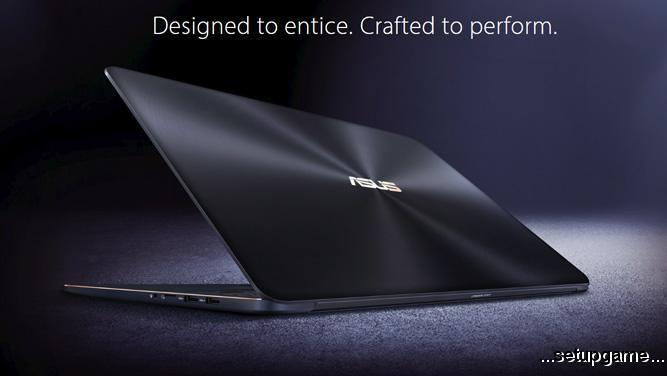 ایسوس لپ تاپ قدرتمند ZenBook Pro 15 را معرفی کرد
