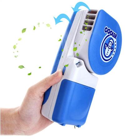 فروش مینی کولر دستی همراه - فروش پنکه خنک کننده همراه