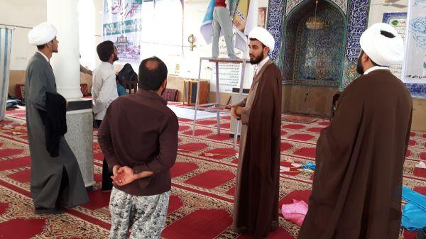 اعزام مبلغین و جهادگران گروه جهادی افسران ولایت به مناطق محروم در ماه مبارک رمضان