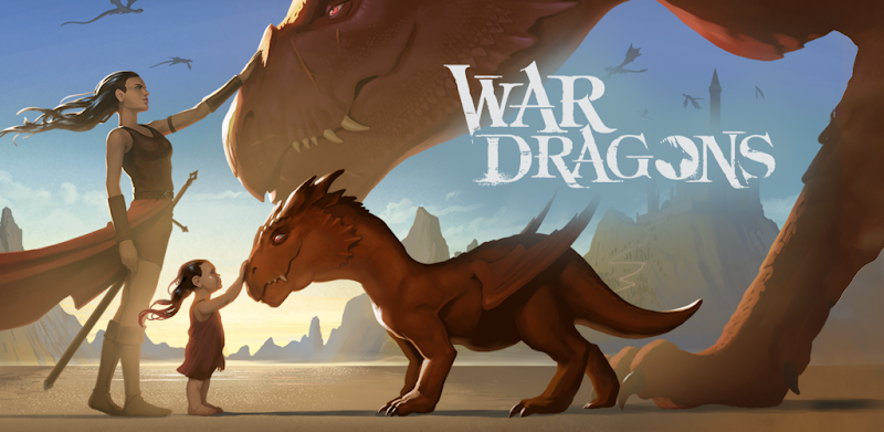 دانلود War Dragons - بازی جنگ اژدها برای اندروید و آی او اس