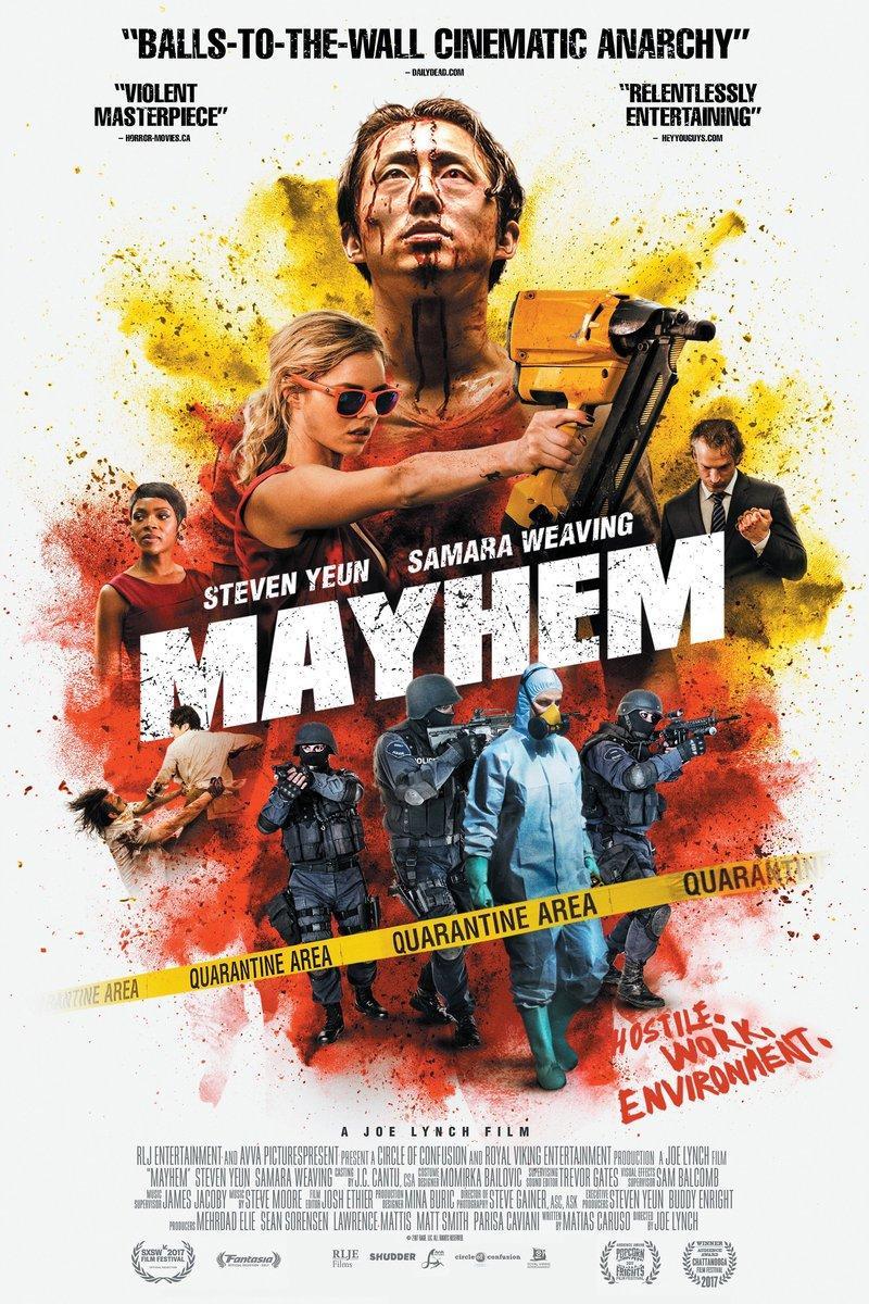 Mayhem%202017.2 1 دانلود فیلم Mayhem 2017