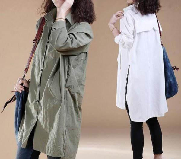 مدل مانتو تابستانی دخترانه کره ای 2018