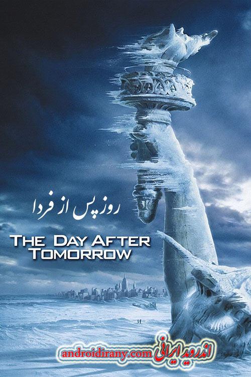 دانلود فیلم دوبله فارسی روز پس از فردا The Day After Tomorrow 2004