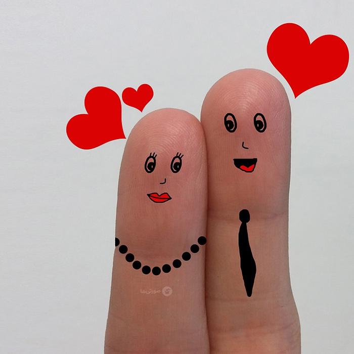 جملات عاشقانه و زیبا برای مخاطب خاص