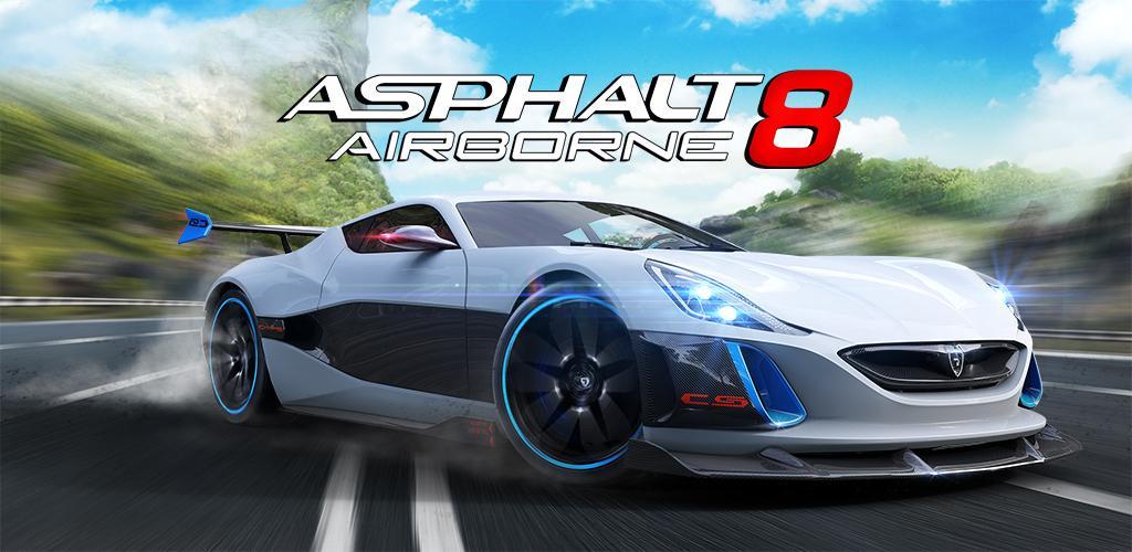 دانلود رایگان بازی Asphalt 8: Airborne - بازی آسفالت 8 ایربورن برای اندروید و آی او اس + نسخه مود
