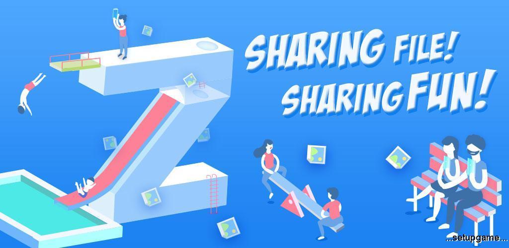 دانلود Zapya 5.6.1 - نرم افزار ارسال سریع فایل با وایرلس اندروید + ویندوز