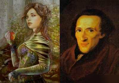 ازدواج زشت ترین مرد با زیباترین زن + عکس!