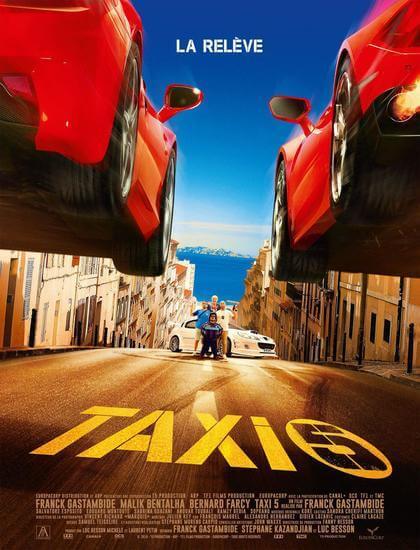 فیلم تاکسی 5 – Taxi 5 2018