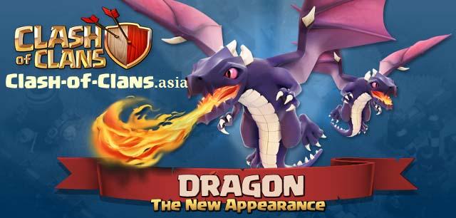 آموزش حمله توسط دراگون dragon به دهکده دشمن
