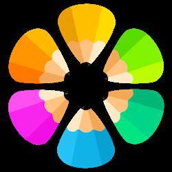 دانلود رایگان برنامه InColor - Coloring Books 2018 v2.5.2 - نرم افزار طراحی و نقاشی فوق العاده برای اندروید