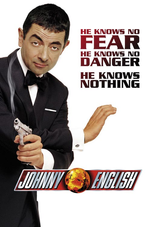 دانلود فیلم Johnny English 2003 با زیرنویس فارسی