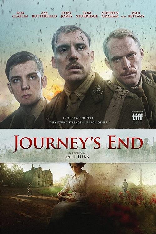 دانلود فیلم Journeys End 2017 با زیرنویس فارسی