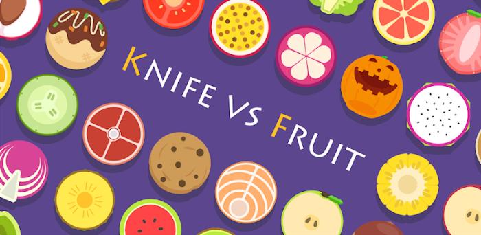 دانلود Knife vs Fruit: Just Shoot It! - بازی اکشن چاقو مقابل میوه: فقط پرت کنید! برای اندروید