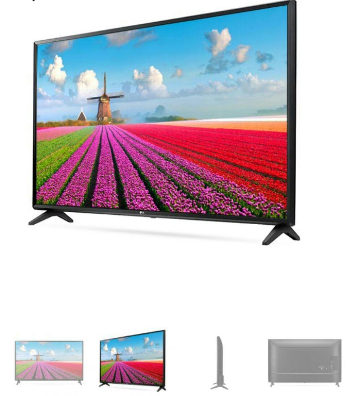 تلویزیون ال ای دی 55 اینچ ال جی LG مدل lg550v با دو تا گیرنده داخلی