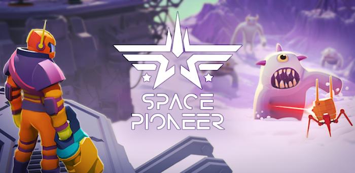دانلود Space Pioneer - بازی اکشن پیشگامان فضا برای اندروید و آی او اس