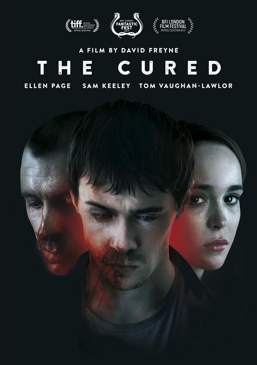 فیلم درمان شده The Cured 2017 دوبله فارسی