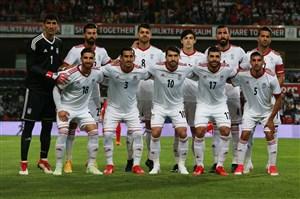 لیست نهایی تیم ملی برای جام جهانی 2018 اعلام شد