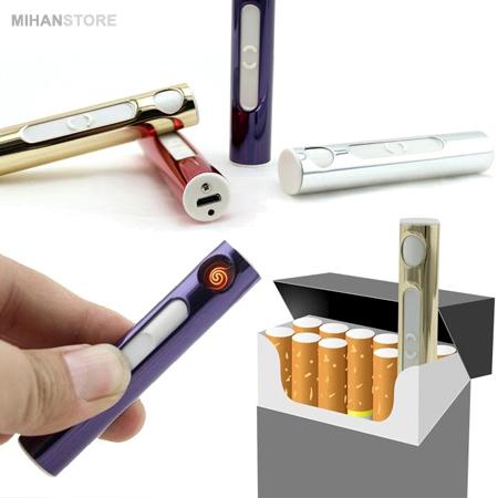 فروش فندک USB طرح Eco Lighter - فندک بدون شعله