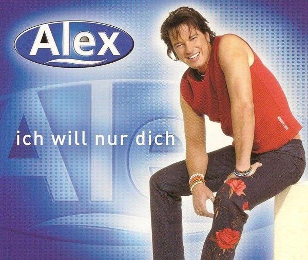 دانلود آهنگ Ich Will Nur dich از الکس گرگ صدا (Alex Jolig) + ترجمه آهنگ