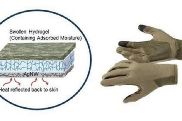 دستکش های برقی برای در امان بودن از سرما و رطوبت