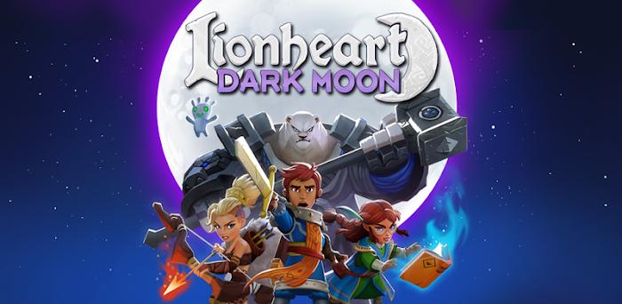 دانلود رایگان بازی Lionheart: Dark Moon - بازی شیردل : ماه تاریکی برای اندروید و آی او اس