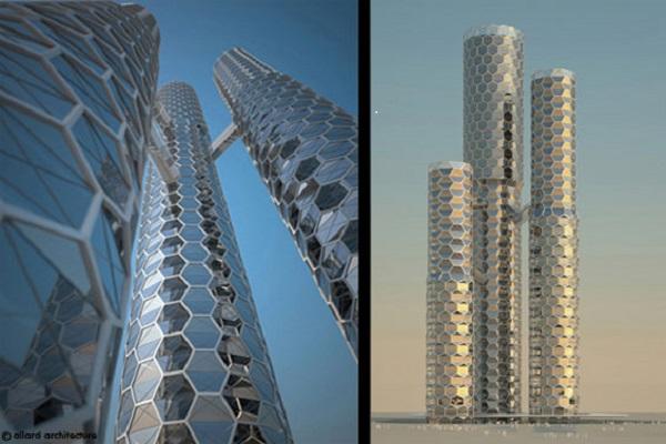 رابطه نانو تکنولوژی و معماری